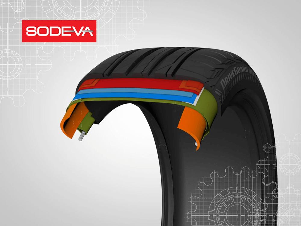 Technologie Nanotechpro des pneus Bridgestone