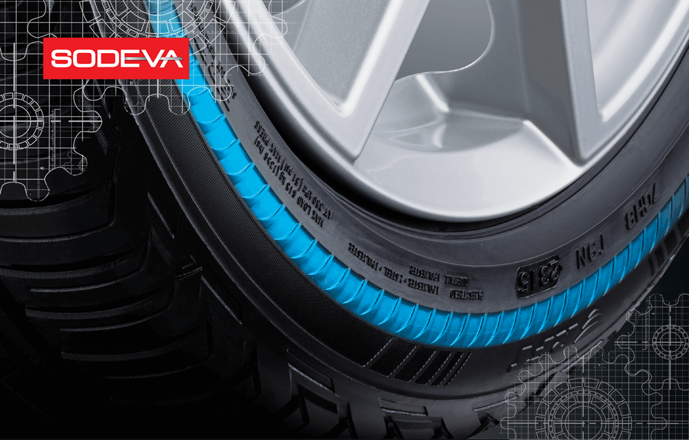 Technologie pneu Driveguard de Bridgestone
